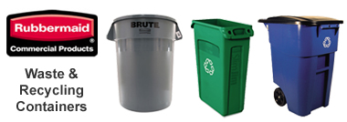 Waste Recycling Containers