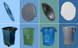 Click Here to Shop All Carlisle Waste Receptacles