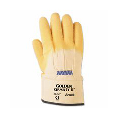 ANS012-16-347-10 - AnsellGolden Grab-It Gloves