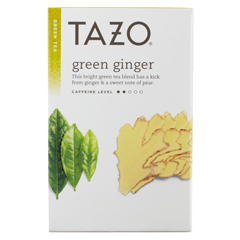 BFG25795 - Tazo TeasGreen Ginger Tea