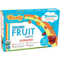 BFG64349 - Tasty BrandMixed Fruit Snacks