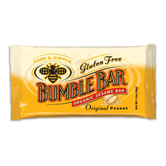 BFG01348 - Bumble BarOriginal Peanut Organic Sesame Bar