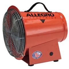 ALG037-9506 - AllegroDC Axial Blowers