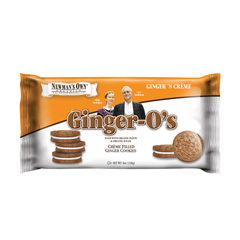 BFG59699 - Newman's Own OrganicsNewman-Os Ginger N Cream Cookies