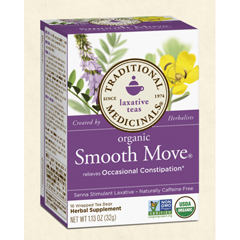 BFG29008 - Traditional MedicinalsOrganic Smooth Move® Tea