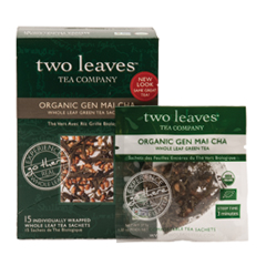 BFG30367 - Two Leaves And A BudGen Mai Cha Green Tea