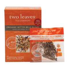 BFG30368 - Two Leaves And A BudBetter Belly Blend Herbal  Tea