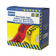 NOR068-CT3YE2 - North SafetyBarricade Tapes