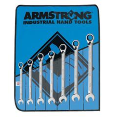 ARM069-28-900 - Armstrong Tools7 Piece Geared Reversible Wrench Sets