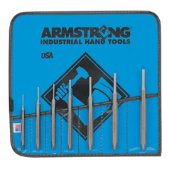 ARM069-70-553 - Armstrong Tools7 Piece Standard Pin Punch Sets