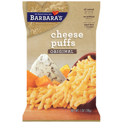 BFG35076 - Barbara's BakeryOriginal Cheese Puffs