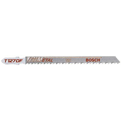 BPT114-T127DF - Bosch Power ToolsBi-Metal Jigsaw Blades