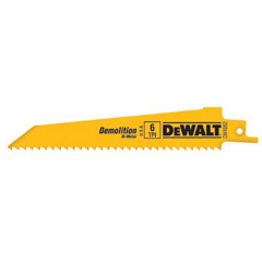 DEW115-DW4866 - DeWaltBi-Metal Demolition Blades