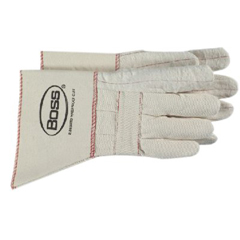 BSS121-1BC40721 - BossGauntlet Cuff Hot Mill Gloves - Large