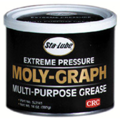 CRC125-SL3144 - CRCExtreme Pressure Moly-Graph® Multi-Purpose Grease
