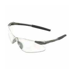 ORS138-20470 - JacksonNemesis VL Safety Glasses Gun Metal Frame Clear