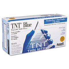 ANS92-675-XL - AnsellPro TNT® Disposable Nitrile Gloves