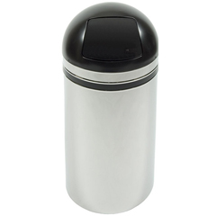WIT15DT-44 - Witt IndustriesMonarch Series Dome Top Receptacle with Push Doors