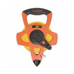ORS182-FE150D - Cooper Hand Tools LufkinHi-Viz® Orange Reel Fiberglass Tapes