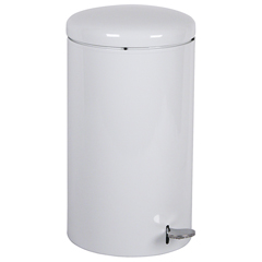 WIT2270WH - Witt IndustriesLarge Step-on Receptacle