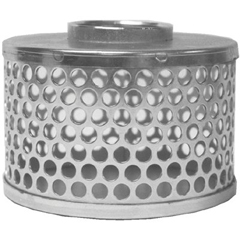 DXV238-RHS25 - Dixon ValveThreaded Round Hole Strainers