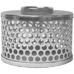 DXV238-RHS40 - Dixon ValveThreaded Round Hole Strainers