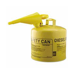 EGM258-UI-50-FSY - Eagle ManufacturingType l Safety Cans