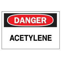 BRY262-22292 - BradyChemical & Hazardous Material Signs