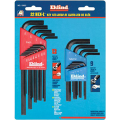 EKT269-10022 - Eklind ToolHex-L® Key Sets