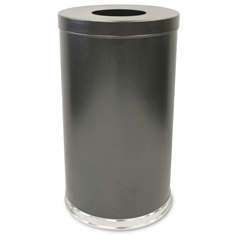 WIT35FTSVN - Witt IndustriesSingle Opening Waste Receptacle with Flat Top