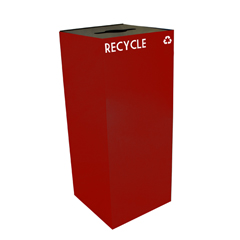 WIT36GC04-SC - Witt IndustriesGeocube Recycling Unit - Round/Slot Opening
