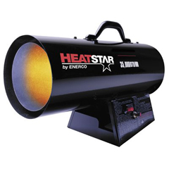 ORS373-HS35FA - HeatStarPortable Propane Forced Air Heaters