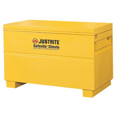 JUS400-16030Y - JustriteSafesite™ Storage Chests
