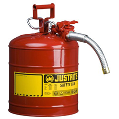 JUS400-7250130 - JustriteType II AccuFlow™ Safety Cans