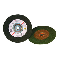 3MA405-051111-55989 - 3M AbrasiveGreen Corps™ Depressed Center Wheels