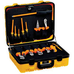 KLT409-33525 - Klein Tools13 Piece Utility Insulated-Tool Kits
