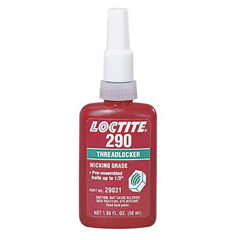 LOC442-29021 - Loctite290™ Threadlocker, Wicking Grade