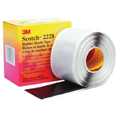 ORS500-09656 - 3M ElectricalScotch® Rubber Mastic Tapes 2228