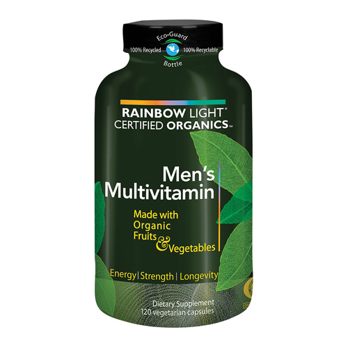 Bettymills Multivitamins Men S Rainbow Light 44218
