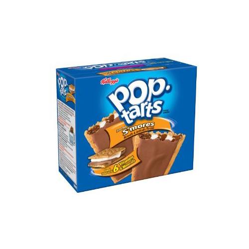 BettyMills: Pop-Tarts® Frosted S'mores Toaster Pastries - Kellogg's ...