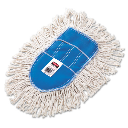 how to clean a dust mop head