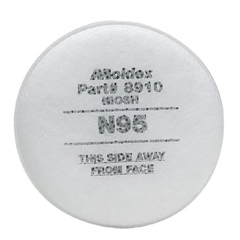 MLD507-8910 - MoldexN95 Particulate Filters