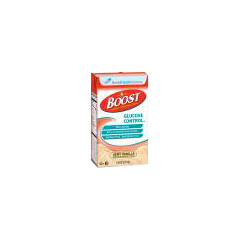 MON36012601 - Nestle Healthcare NutritionOral Supplement BOOST Glucose Control® Vanilla 8 oz.