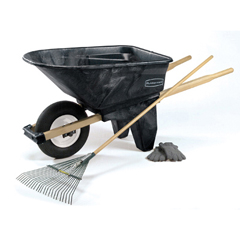 RCP5658-61BLA - Contractors Wheelbarrow