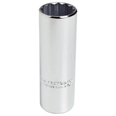 PTO577-5322M - ProtoTorqueplus™ Metric Deep Sockets 1/2 in