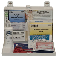 PCK579-6100 - Pac-Kit25 Person Industrial First Aid Kits
