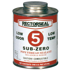 ORS622-27541 - RectorsealNo. 5® Sub-Zero Pipe Thread Sealants