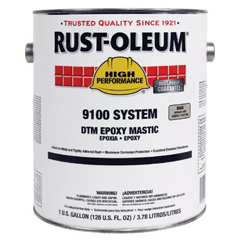 ORS647-9182402 - Rust-OleumHigh Performance 9100 System DTM Epoxy Mastic