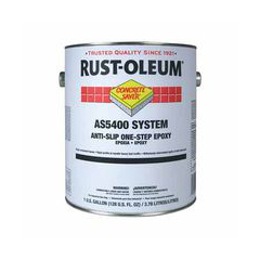 ORS647-AS5479402 - Rust-OleumConcrete AS5400 System Anti-Slip One-Step Epoxy