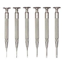 LSS681-52564 - L.S. StarrettJeweler's Screwdriver Sets